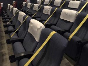 久しぶりの映画館